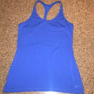Nike racerback Dri-fit